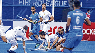 FIH Hockey Pro League: India scare Belgium, miss out on another win