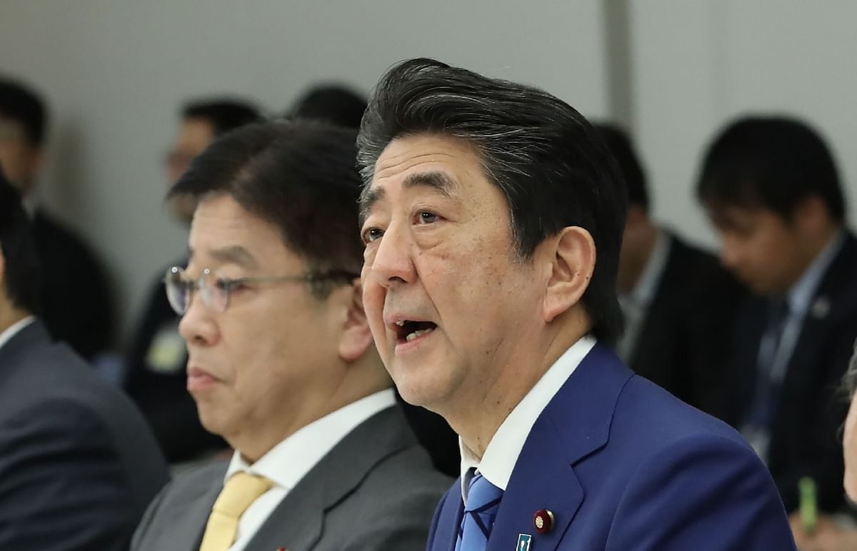 Summer Olympics 2020: Despite coronavirus pandemic, Japan's Shinzo Abe not keen on changing schedule