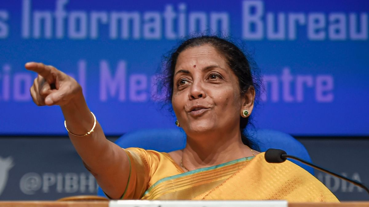 Budget 2020: Nirmala Sitharaman allocates Rs 27,300 cr for industry and commerce