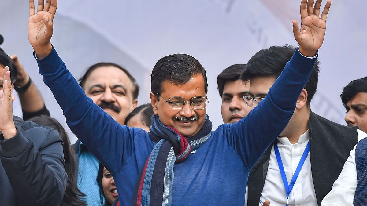 No female representation in Arvind Kejriwal's new cabinet?