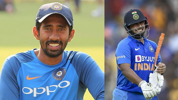 NZ vs IND 1st Test: Rishabh Pant's selection over Wriddhiman Saha sparks Twitter debate