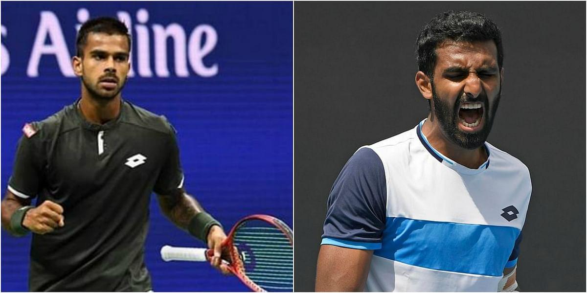 Prajnesh, Nagal to lead India's charge in Bengaluru Open tennis  tournament