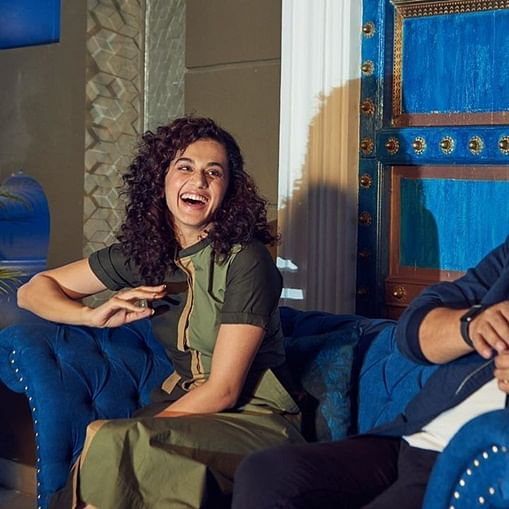 Despite coronavirus scare, Taapsee Pannu's 'Thappad' manages to mint Rs 30.53 crore in 12 days