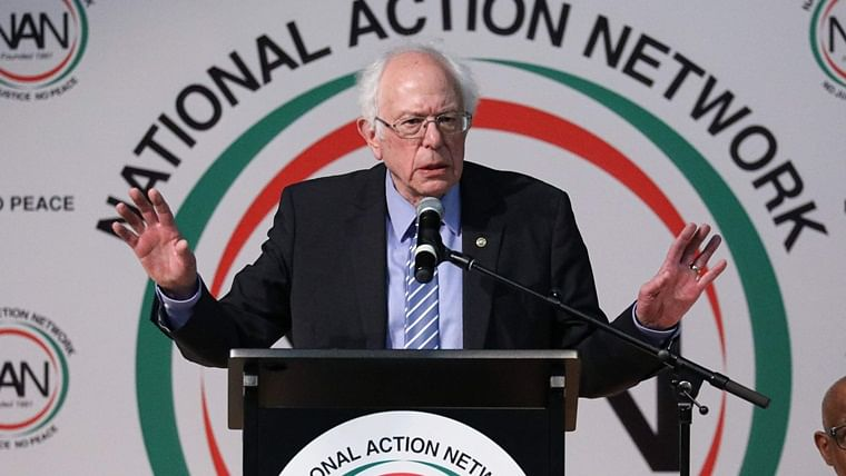 Failure of leadership on human rights: Bernie Sanders on Trump response to Delhi violence