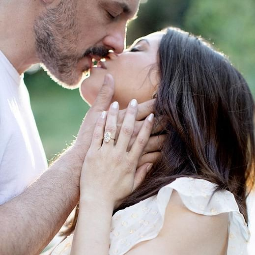 Less than a month after pregnancy announcement, Jenna Dewan engaged to Steve Kazee