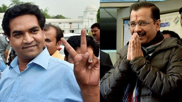 'Won't be surprised if Kejriwal loses New Delhi seat...': Former AAP MLA Kapil Mishra predicts BJP victory in Delhi elections