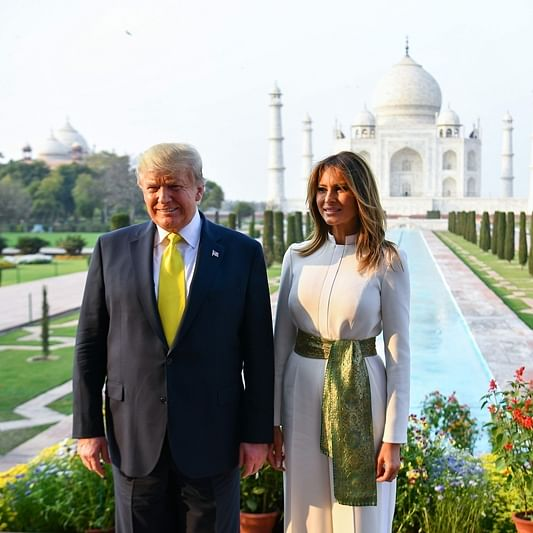 Taj Mahal a timeless testament to the rich and diverse beauty of Indian culture: Donald Trump