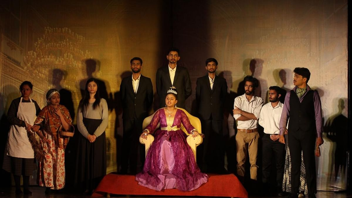IIM Indore students bring Shakespeare's play alive on stage