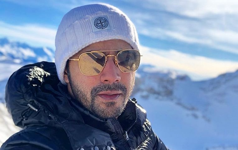 Throwback Thursday: Varun Dhawan skis like a pro in video from his Swiss vacay
