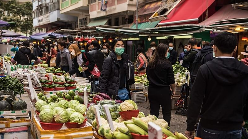 Chinese authorities on Thursday asked businesses outside Hubei Province to resume operation