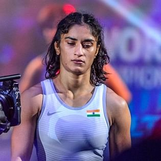 Athletes waiting for gates to open, hope some sort of training plan comes up, says ace wrestler Vinesh Phogat