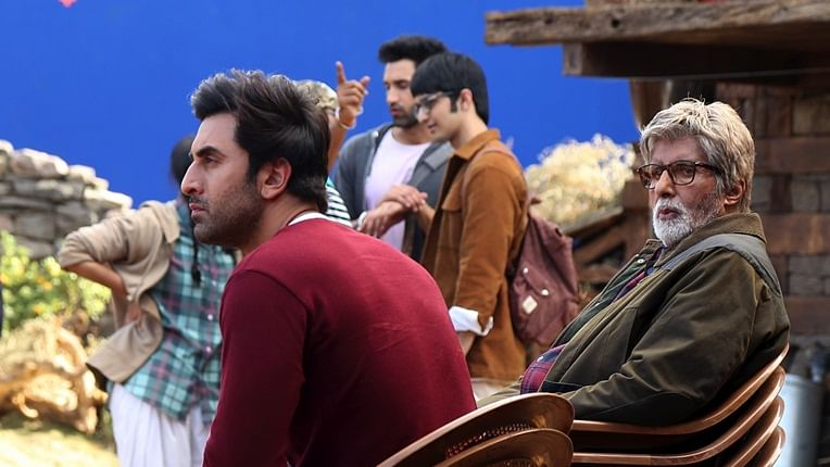 Brahmastra: Ranbir Kapoor is one of Amitabh Bachchan's favourites