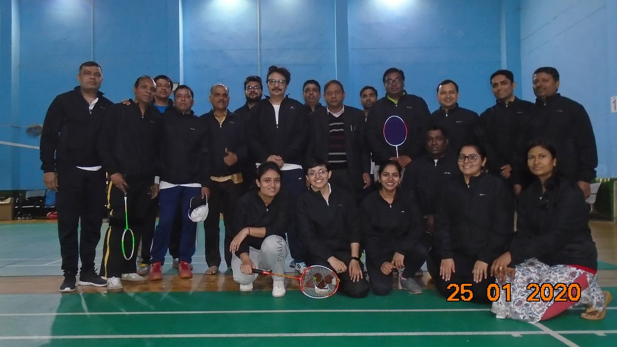 Central Warehousing Corporation organises badminton tournament