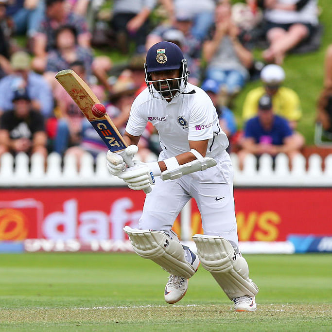 NZ vs IND 1st Test: Ajinkya Rahane leads India's fightback as they finish on 144 for 4 at stumps on day 3