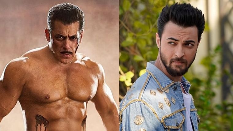 'Don't want Aayush Sharma': Twitter rejects Salman Khan's brother-in-law as gangster in upcoming cop drama