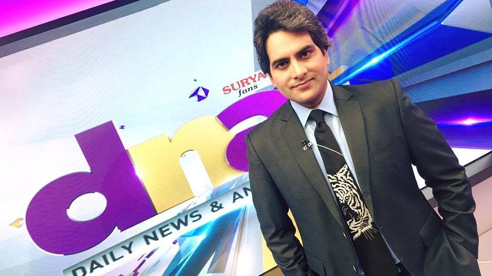 Image result for 4. Sudhir Chaudhary