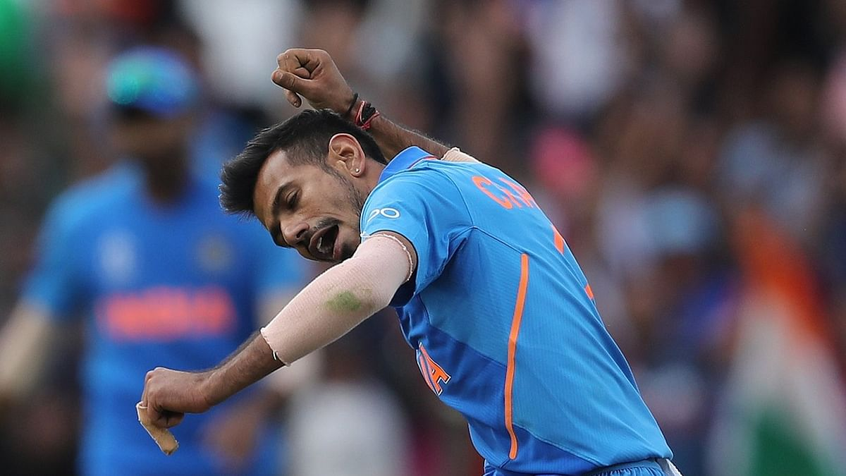 Yuzvendra Chahal reveals how he learned the 'art' of leg-spin