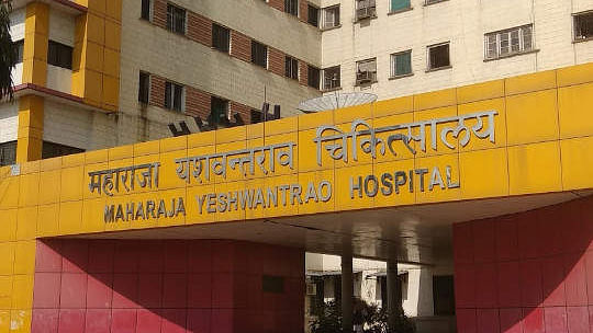 Indore: Corona test for all emergency patients at MYH, Chacha Nehru Hospital to be converted as Covid facility
