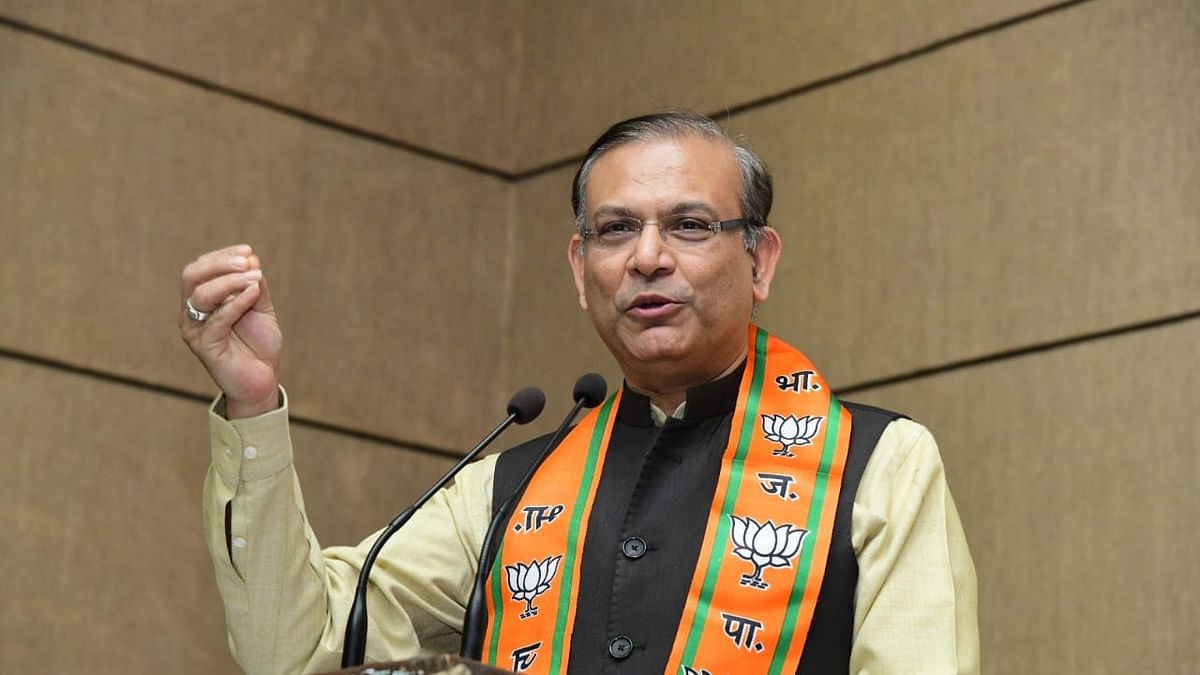 Traders, businessmen need to keep patience: Former FM Jayant Sinha