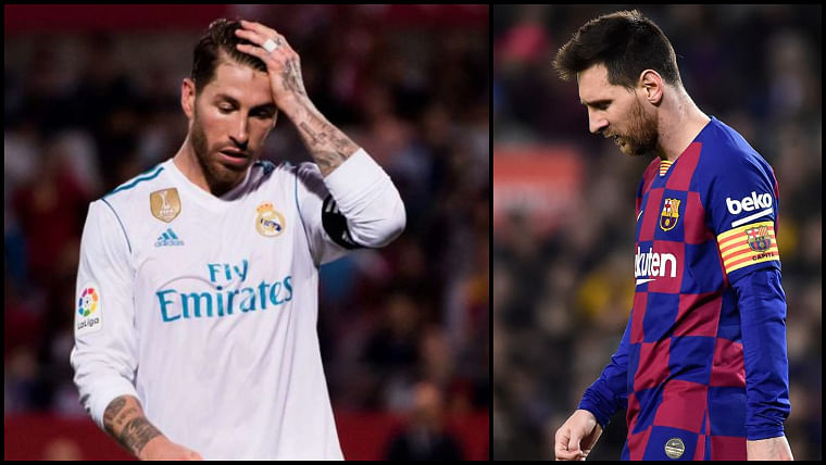 No Treble this year: Barcelona and Real Madrid knocked out of Copa Del Rey
