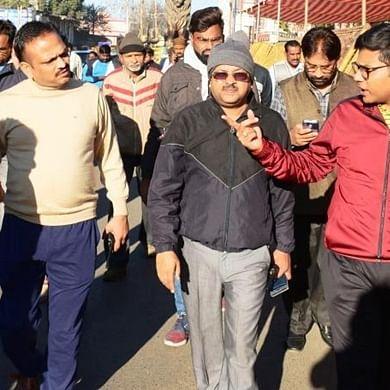 Ujjain: Preparations assessed ahead of Mahashivratri