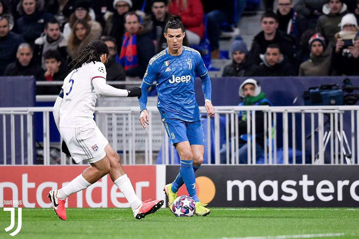 'Champions League games are difficult': Juventus striker Cristiano Ronaldo after suffering defeat against Lyon in first-leg