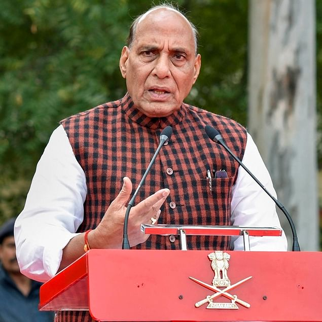 PM Modi pledged that every poor person will have a roof over their head by 2022: Rajnath Singh