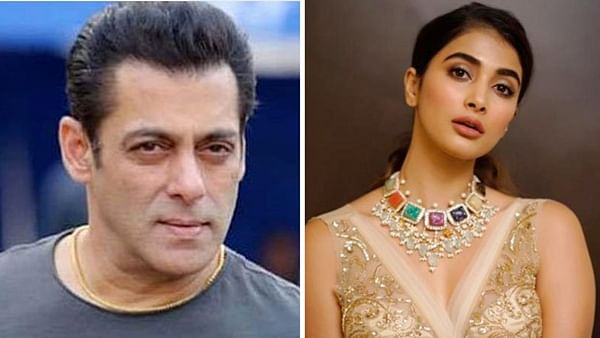 Pooja Hegde roped in as Salman Khan's leading lady for 'Kabhi Eid Kabhi Diwali'