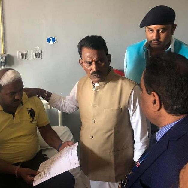 Indore: MP Health minister Tulsi Silawat assures help to mob lynching victims