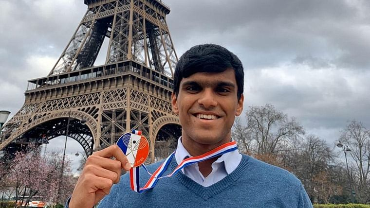Champion in the making: Against all odds, Yash Fadte succeeds, adds French Open to his kitty