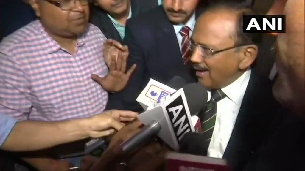 Delhi Violence Updates: NSA Ajit Doval leaves after his meeting with Amit Shah; death toll rises to 24