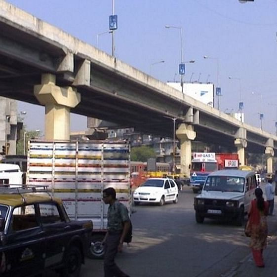Sion flyover repair: 2nd phase from Feb 27-Mar 2