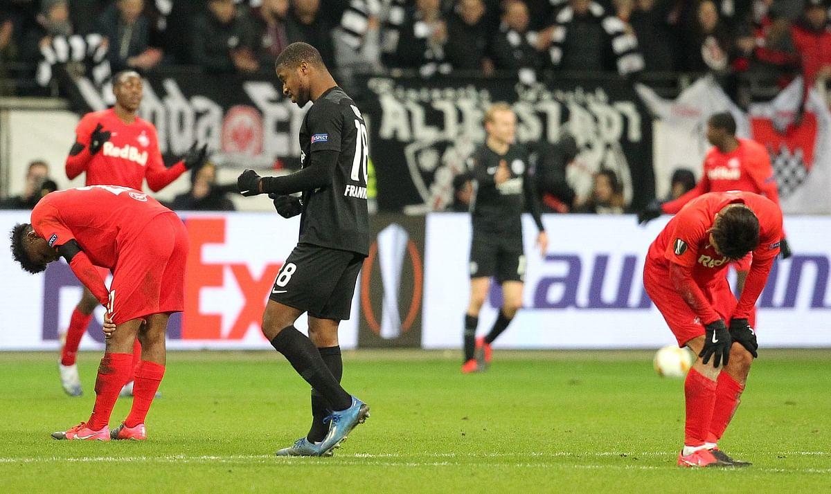 UEFA Europa League: Hagi stars while Jota, Kamada 'trick