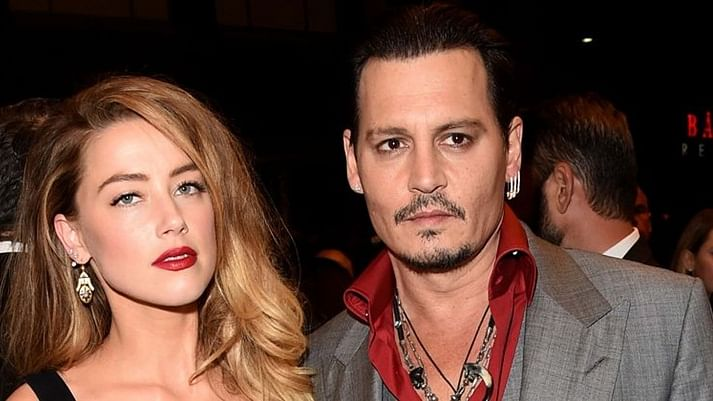 'Amber Heard abused Johnny Depp': #JusticeForJohnny trends after former admits to starting physical fight