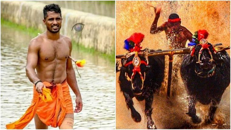 History created! Kambala jockey Nishant Shetty breaks Srinivasa Gowda's 100-metre record