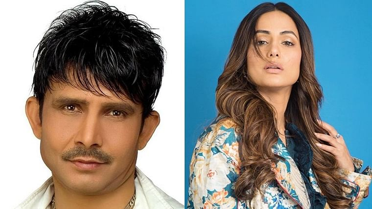 'I may not matter to u but I have worked my a** off': Hina Khan hits back at KRK's mockery