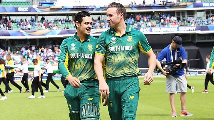 Quinton de Kock overtakes AB de Villiers, scores fastest 50 for South Africa in T20Is