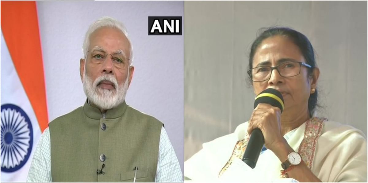 Depriving states of GST compensation attempt to undermine federalism: Mamata to PM Modi