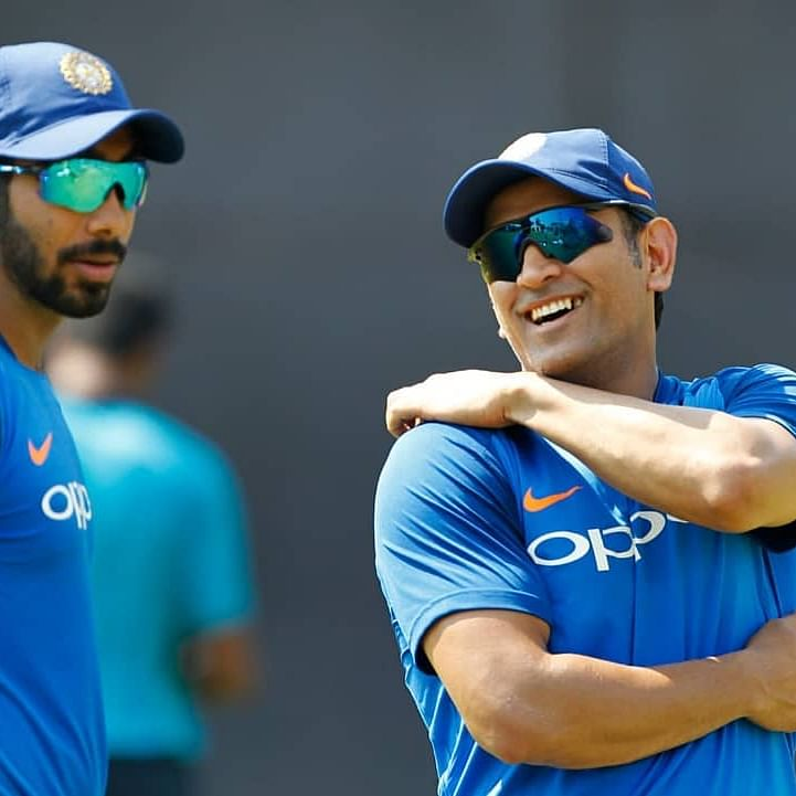 'Be yourself and ….': Jasprit Bumrah discloses MS Dhoni's advice to him on his debut