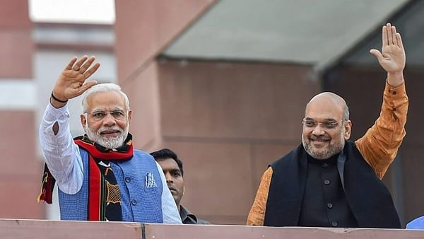 Bihar Elections 2020: PM Modi, Amit Shah thank voters 'for once again choosing development, progress and good governance'