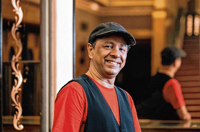 Filmmaker Sridhar Rangayan discusses India's Pride movement