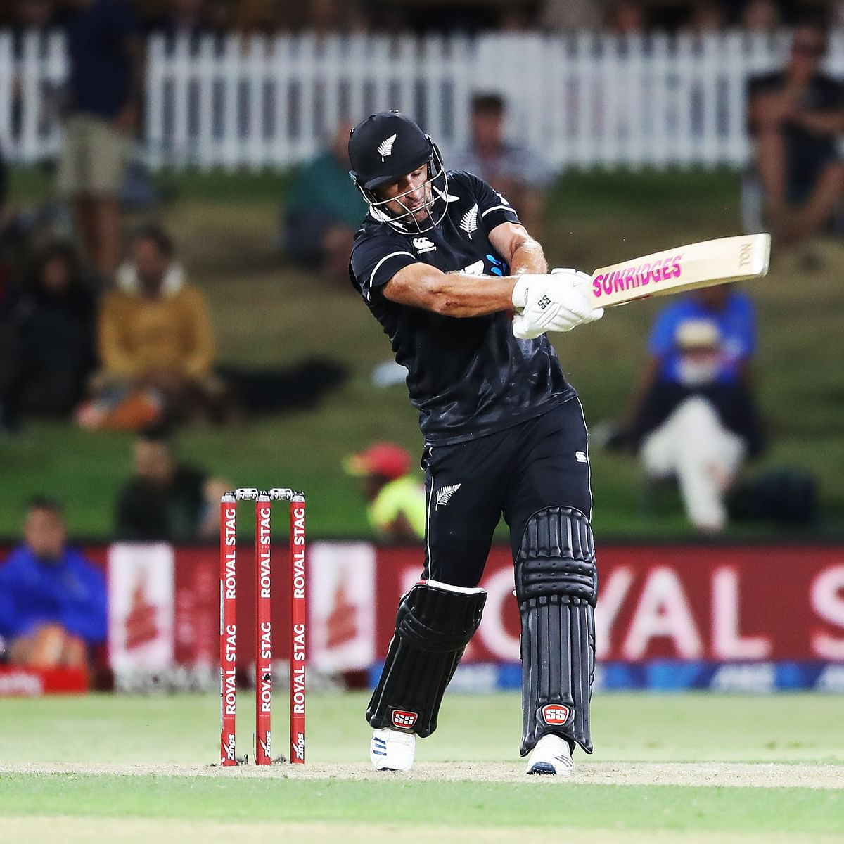 NZ vs IND 3rd ODI: New Zealand complete series whitewash against India, win by five wickets