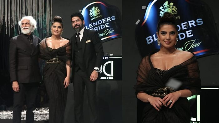 Priyanka Chopra pays tribute to late fashion designer Wendell Rodricks at Blenders Pride Fashion Tour 2020