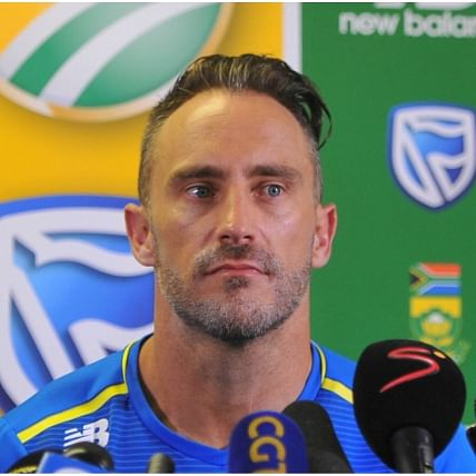 'One of the toughest decisions to make': Faf du Plessis bids adieu to Test and T20I captaincy