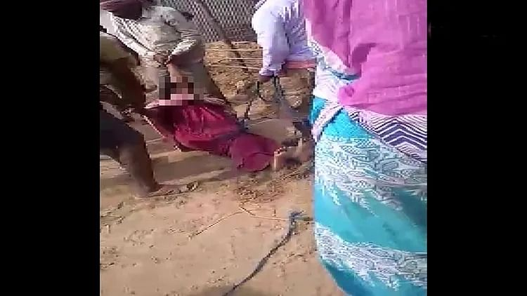 Tied with rope and dragged: Teacher assaulted by TMC leader after defying land acquisition in West Bengal