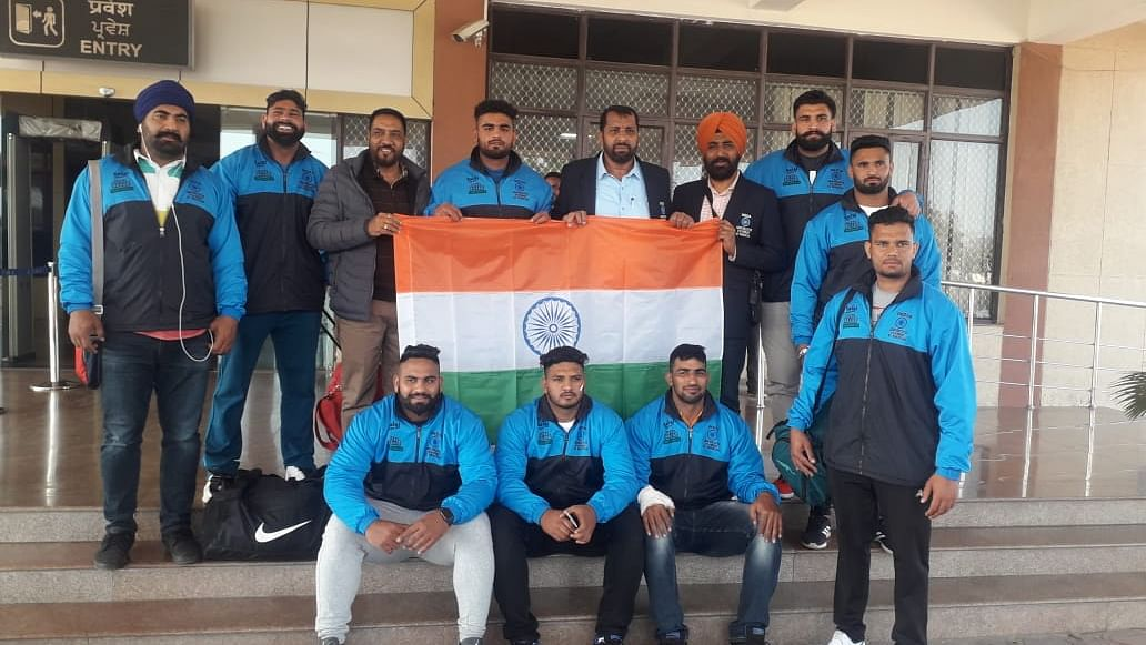 Kabaddi World Cup controversy: 'Unofficial' team from India reaches Pakistan, shocks Indian Olympic Association