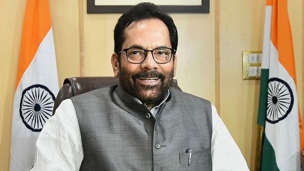 Some political parties rubbing salt into wounds of victims: Mukhtar Abbas Naqvi on Delhi violence