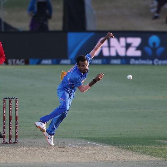 Yuzvendra Chahal misses being called 'Tilli' by MS Dhoni from behind the stumps