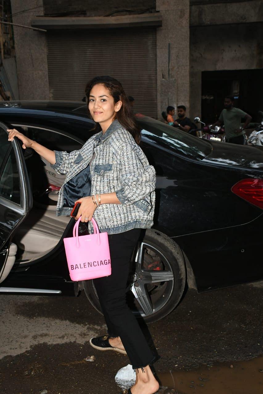 Shahid Kapoor's wife Mira Kapoor