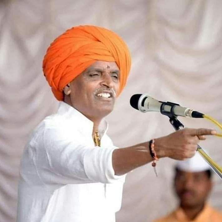 Case filed against Indurikar Maharaj over his remarks